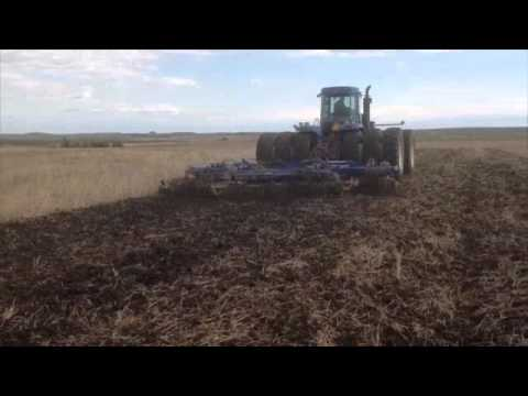 Mine Reclamation With Smart-Till In Beulah, ND