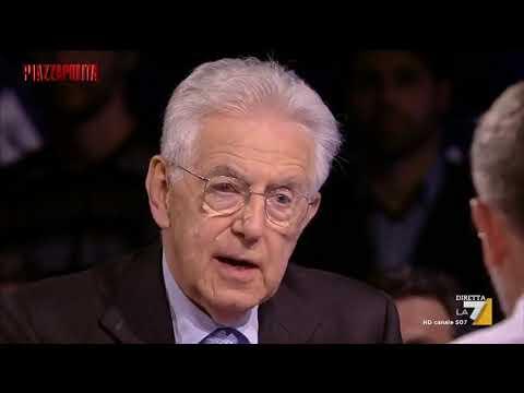 Intervista al senatore a vita Mario Monti