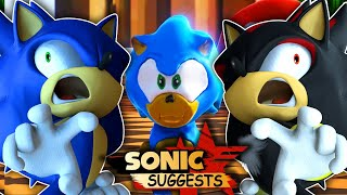 Sonic & Shadow Play SONIC SUGGESTS! - BEST SONIC GAME!?