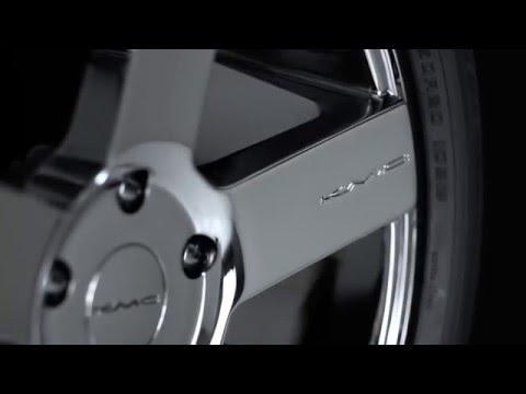 KMC KM690 Series MC 5 Chrome Finish Wheels American Racing