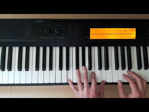 E7#9 - Piano Chords - How To Play