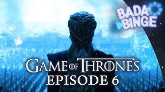 The Iron Throne: Game of Thrones Staffel 8 Episode 6 Review | Bada Binge Spezial #06
