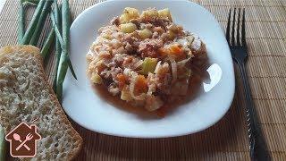 Овощная солянка. ВКУСНО, ПИТАТЕЛЬНО, ВИТАМИННО! :) Готовим дома с Наташей Берет
