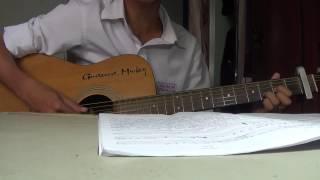 Nối vòng tay lớn- Sáng tác: Trịnh Công Sơn, guitar cover: Mickey