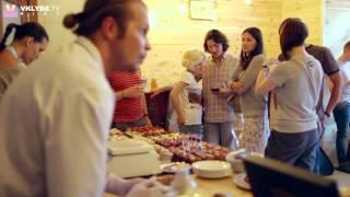 видео Открытие частной кулинарии.