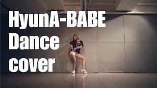 HyunA(현아) - BABE(베베) | Kayan Dance Cover