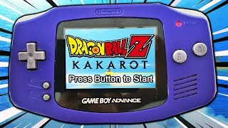 Dragon Ball Z: Kakarot GAME BOY?!