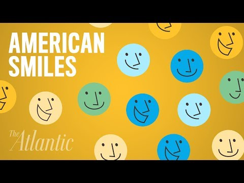 Why Do Americans Smile So Much?