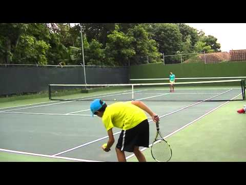 Topshooterstennis - For coach genna
