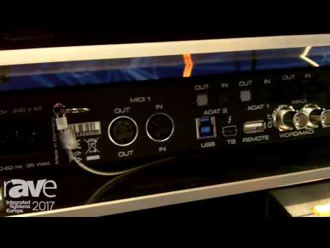 ISE 2017: RME Audio Launches Fireface UFX+ and UFX2 Preamps