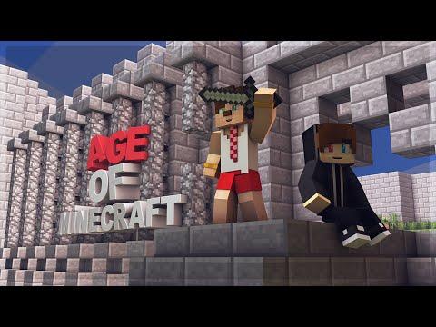 Emrecan Beni Delirtiyor-Kaleye Düzen-4- Modlu Age of Minecraft