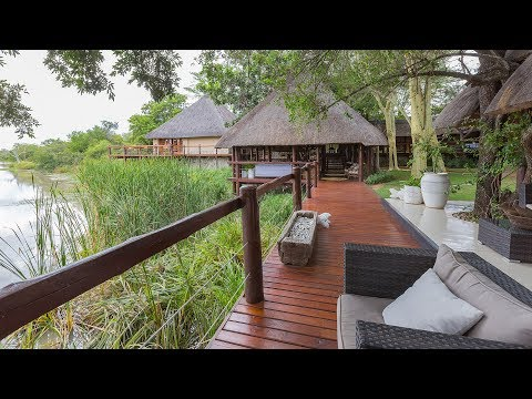 Waterside Lodge - The Thornybush Collection