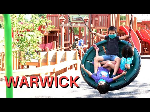 What To Do With Kids In Warwick NY | Best Playgrounds In New York