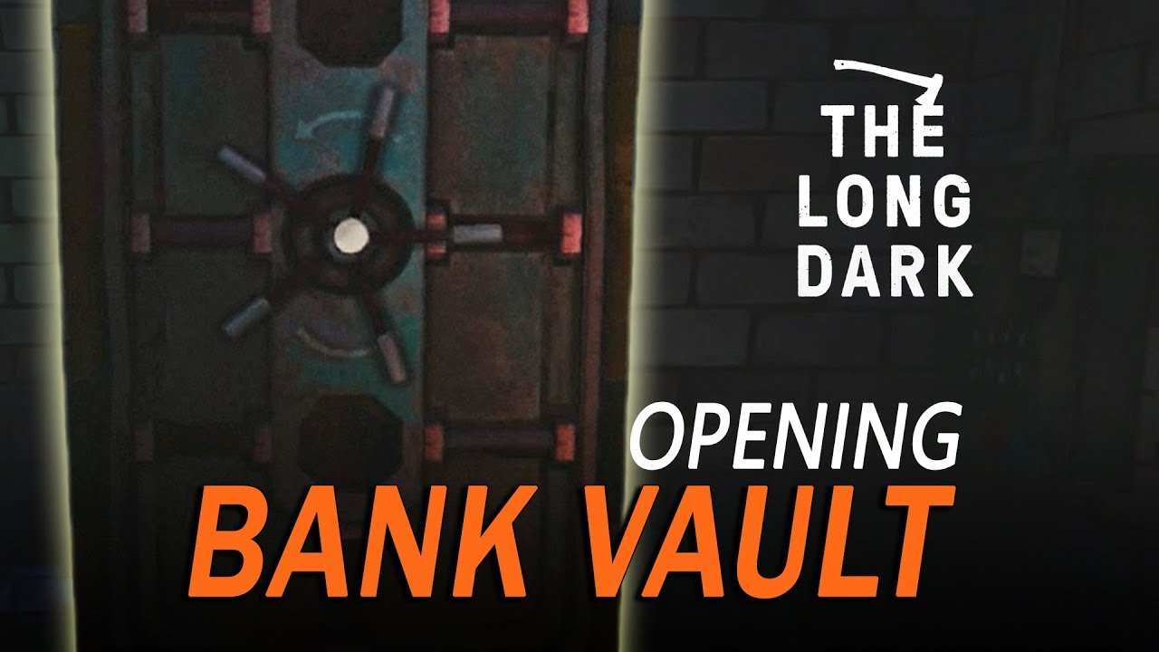 The Long Dark Wintermute Bank Vault Code And Opening Deposit Box