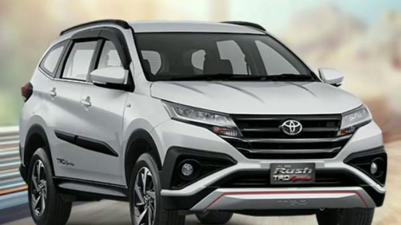 Upcoming Toyota RUSH - Philippines - Unofficial Specs Yet ...