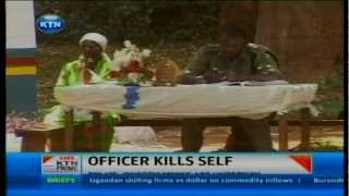 Police commits suicide by hanging himself