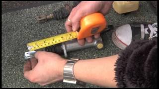 Ferrari Fit Clutch Master Cylinder