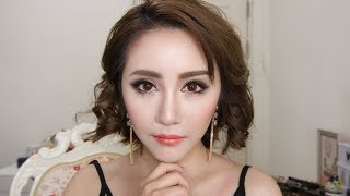 泰國女明星妝容 Ploy Chermarn 90%泰國彩妝