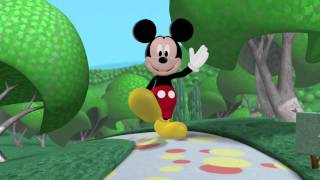 Mickey Mouse Clubhouse Intro repeating