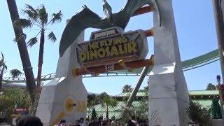 usj the flying dinosaur