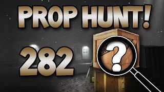 You Messed Up The Chair! (Prop Hunt! #282)