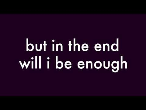 Will I Be Enough - Karaoke - Evie Clair