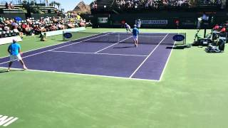 D. Marrero F. Verdasco VS T. Huey D. Inglot