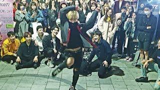 Download lagu 《HyunA_RED》20190419#KingdomS(#킹덤즈) #이강용(GangYong) 홍대버스킹 20190419_214527 #SnowHorse
