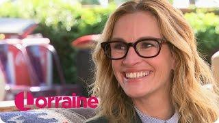 Julia Roberts On Her Intense Role In Secrets In Their Eyes | Lorraine