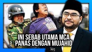 SEJAK BILA MCA JADI JURUCAKAP CHINA? | MUJAHID YUSOF RAWA - JIMMY LOH