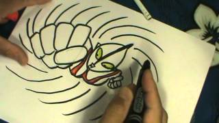 How to draw ULTRAMAN in my way!