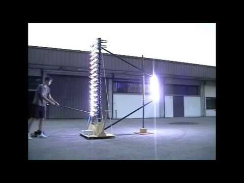 High voltage Power Marx Generator