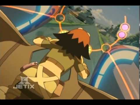Oban Star-Racers E13 - Make Way! from YouTube · Duration:  22 minutes 35 seconds
