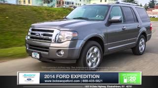 2014 Ford Expedition Walkaround | What's Next Media thumbnail