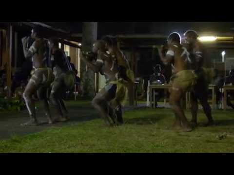 "USP (Emalus Campus) Solomon Island Law students cultural dance fundraising (MA""ASINA GROUP)"