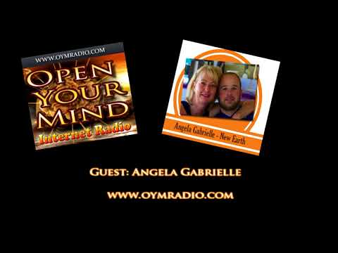 Open Your Mind (OYM) Radio - Angela Gabrielle - 18th March 2018