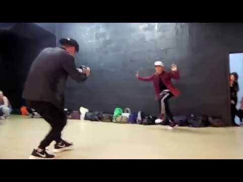 Choreography Beyonce 7/11 Duc Anh Tran`s Class