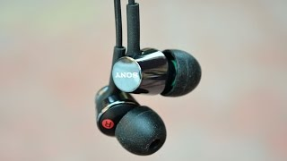 Sony MDR-EX150AP with Mic Earphones REVIEW
