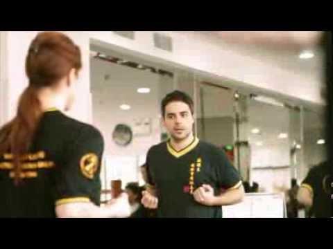 City Weekend Interview CWTV - Practical Wing Chun Shanghai Club