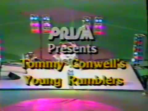 Tommy Conwell and the Young Rumblers - Live at Veterans Stadium (September 1986)