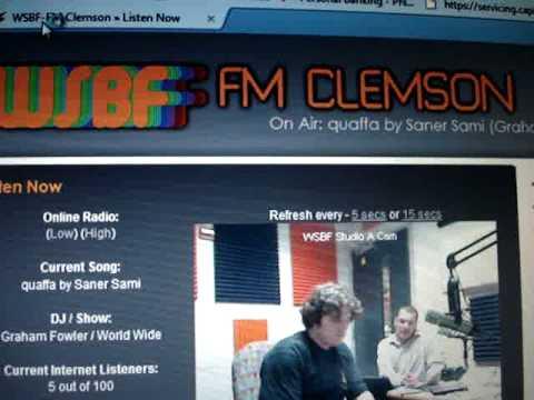 Adyghe Music on Clemson South Carolina FM-Radio