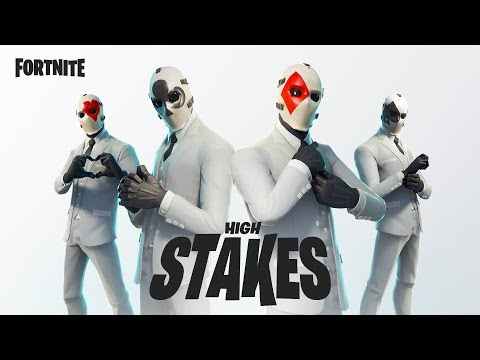 Fortnite Presents: High