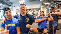 Åker till Luleå för att träna med Thomas!