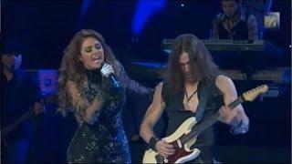 Yuridia - Lo Que Son Las Cosas - Ya Te Olvidé (en vivo)