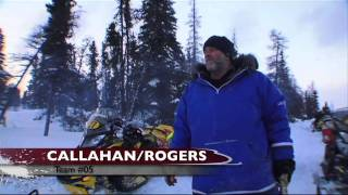 Snowmobiler TV Cain's Quest Show