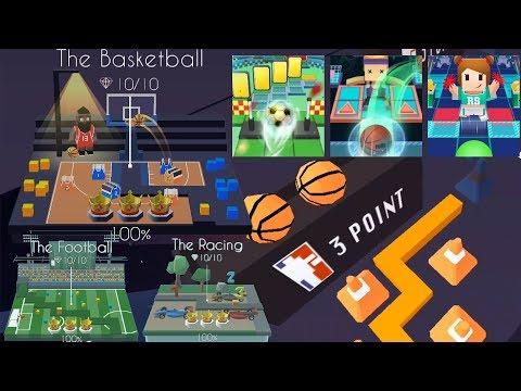 Dancing Line - All Sports Levels (& Rolling Sky) Basketball,Football,Racing | SHAvibe