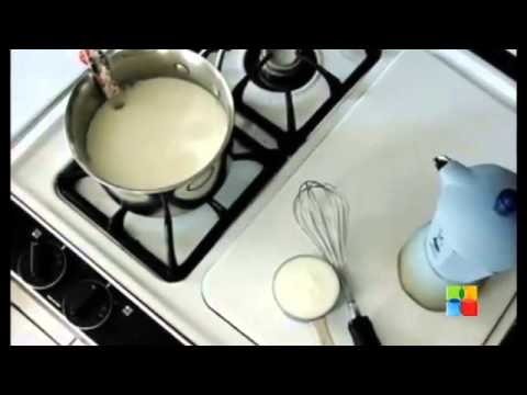 Tip to avoid spilling of milk while boiling
