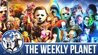 Best Horror Movies - The Weekly Planet Podcast