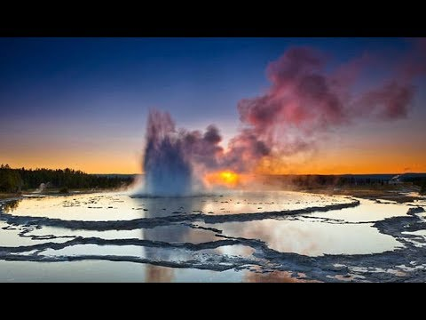 Yellowstone Supervolcano has 60% of World's Geysers! BEST Geyser Basins & Intercactive Maps!