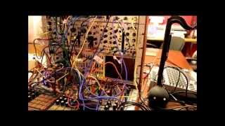 Playing with the Intellijel Metropolis and Mutable Instruments Elements